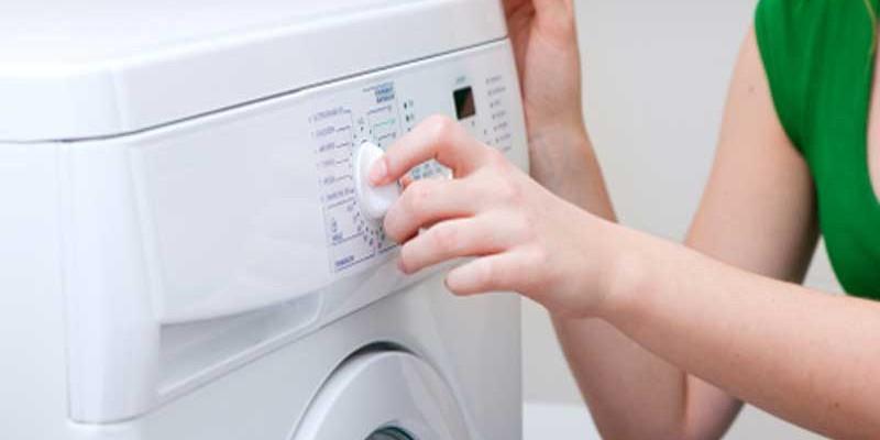 lavatrice rex non
